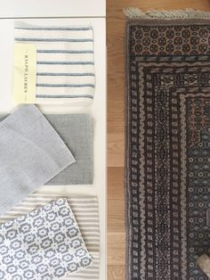 choosing the right fabric for our breakfast nook | coco kelley kitchen remodel