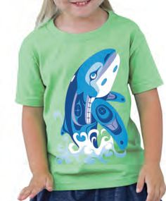 Youth T-Shirt - Whale