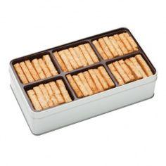 塩味のクッキー   缶入りクッキー,通常商品     パティスリー イル・プルー・シュル・ラ・セーヌ
