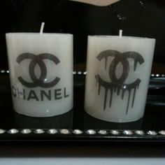 Items similar to inch × inch scented candle will be personalized to your desire! SAFE TO BURN Party favors! on Etsy Scented Candles, Pillar Candles, Personalized Candles, Party Favors, My Etsy Shop, Chanel, Unique Jewelry, Logos, Handmade Gifts