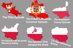 Poland : The Series Funny Maps, Poland Map, Filthy Memes, Photo To Video, Jokes Pics, Fantasy Map, Alternate History, Political Memes, History Memes