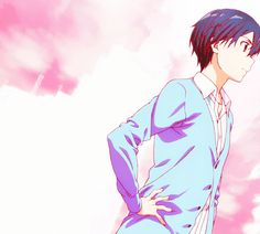 Yeahhhhh I'm going to die now >< Kirito Kirigaya, Sao Ggo, Kirito Asuna, Gun Gale Online, Sword Art Online Kirito, Kaichou Wa Maid Sama, Another Anime, Light Novel, Anime Couples