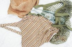 Zulu & Zephyr beach essentials – the Far Horizons one shoulder one piece (one of our favourites from the season) teamed with a beach bag, H2O and a beach hat. Spring complete.