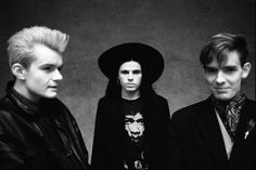 """The Cult are a British rock band formed in 1983. They gained a dedicated following in the United Kingdo as a post-punk band with singles such as """"She Sells Sanctuary"""", before breaking mainstream in the United States in the late 1980s as a hard rock band with singles such as """"Love Removal Machine"""" and """"Fire Woman"""". The band fuse a """"heavy metalt"""" sound with the """"pseudo-mysticism of The Doors [and] the guitar-orchestrations of Led Zeppelin ... while adding touches of post-punk goth rock"""""""