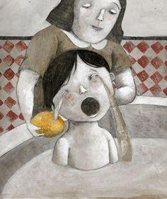 alessandra vitelli illustratrice: un pò di melerè Like & Repin. Noelito Flow. Noel  Panda http://www.instagram.com/noelitoflow