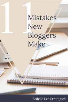 Being a business owner and trying to start a blog for your business is tough. There's a lot of bad information floating around online. Fortunately, this blog isn't one of them. Click through to discover 11 mistakes new bloggers often make and how you can avoid them.