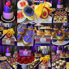 Disney's Descendants Birthday Party Ideas | Photo 2 of 11 | Catch My Party
