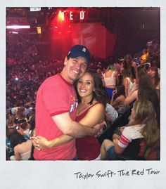 Taylor swift red tour #aelove4ever