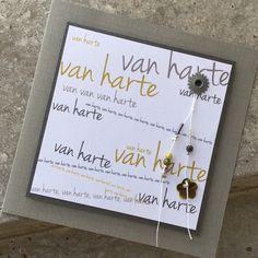 Van Harte...