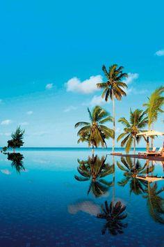 The Residence Zanzibar, Tanzania; As featured in BridesMagazine.co.uk Top 100 Honeymoon Destinations in the World (BridesMagazine.co.uk)