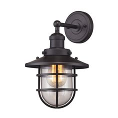 Seaport 1 Light Wall Sconce