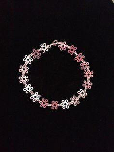 Women's Wrist Bracelet Flowers Links Charming by YanaMisiTreasures Handmade Jewelry Bracelets, Etsy Jewelry, Fashion Bracelets, Link Bracelets, Sterling Silver Flowers, Sterling Silver Bracelets, Flower Bracelet, Gifts For Mom, Vintage Ladies