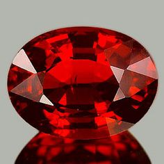 Ruby is distinguished for its bright red color, being the most famed and fabled red gemstone. Beside for its bright color, it is a most desirable gem due to its hardness, durability, luster, and rarity. Transparent rubies of large sizes are even rarer than Diamonds. In essence, Ruby is a red Sapphire, since Ruby and Sapphire are identical in all properties except for color.