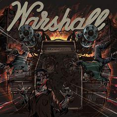 Warshall - Warshall (2015) | Thrash Metal
