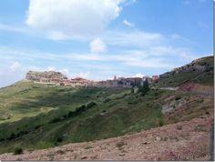 Viajar en Moto. Gudar - Teruel #gudar #teruel #viajesyrutasenmoto