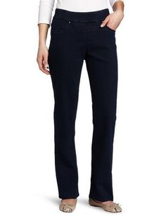Women's Natural Fit Pull-On Demi Barely Bootcut Jean - For Sale