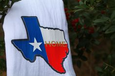 Texas Home Tea Towels