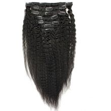 Kinky Straight Clip In Human Hair Extensions Brazilian Human Hair 7 Pcs 120grams 100% Human Natural Hair Clip Ins CARA Remy Hair     Wholesale Priced Wigs, Extensions, And Bundles!     FREE Shipping Worldwide     Get it here ---> http://humanhairemporium.com/products/kinky-straight-clip-in-human-hair-extensions-brazilian-human-hair-7-pcs-120grams-100-human-natural-hair-clip-ins-cara-remy-hair/  #bob_wigs