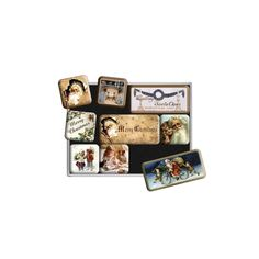 Christmas Collection - Magnet-Set (9-Teilig)