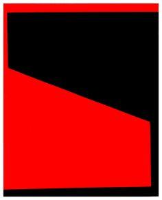 "Carmen Herrera ""Rojo y Negro"""