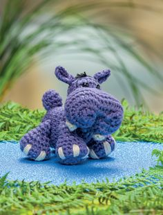 """Hippopotamus"" by Megan Kreiner"