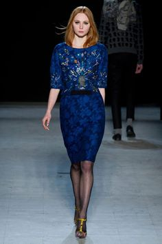 Libertine Fall 2013 RTW Collection - Fashion on TheCut
