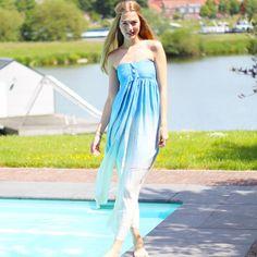 https://tootz.nl/merken/Tiare-Hawaii @tiarehawaii #tiare #hawaii #dress #jasmine #blue #summer #vibe #festival #strapless #tootz #ibiza #clothing