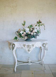 Stunning floral centrepiece