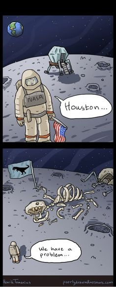 Huston, We Have A Problem…