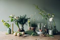 Swallows and Damsons are a little flower shop based in Sheffield, England.