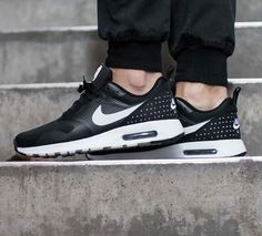 Nike Air Max Tavas Black Womens
