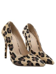 SHARE & Get it FREE | Mini Heel Leopard Print Pointed Toe Pumps - LeopardFor Fashion Lovers only:80,000+ Items • New Arrivals Daily Join Zaful: Get YOUR $50 NOW!