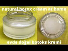 Am făcut o cremă botox naturală de casă! Aplica colagen pe pielea ta noaptea. - YouTube