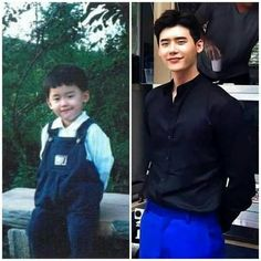 Lee Jong Suk Then & Now still a cutie❤ Lee Jong Suk Cute, Lee Jung Suk, Lee Jong Suk Wallpaper, Jun Matsumoto, Kang Chul, Handsome Korean Actors, Song Joong, Park Seo Joon, Park Bo Gum