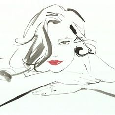 Jacqueline Bissett Illustration Portfolio – Hand Drawing Fashion Illustrator and Artist