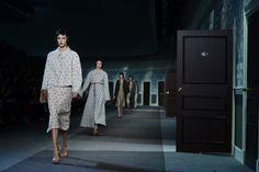 Louis Vuitton Fall 2013: Into the Boudoir