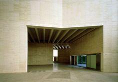 Emilio Tuñón Arquitectos [Tuñon y Mansilla]    (050) MUSAC (León, España)    (1991-2004) Emilio, Design, Architects, Museum, Centre