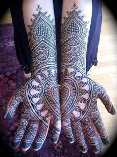 Henné du mariage