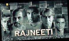 Directed by Prakash Jha Produced by Prakash Jha Screenplay by Anjum Rajabali, Prakash Jha Starring Ajay Devgan, Nana Patekar  http://lordplanet.com/video_type/raajneeti-2010-full-hd-movie/