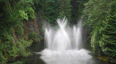 Butchart Gardens, Victoria, Canada  #Botanicalgarden #botanical #garden #beautifulgarden