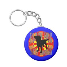 The Big Top Key Chain.  Set your keys apart with a custom keychain