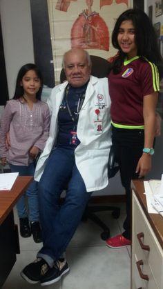 Pacientes alergicas, curadas por Carlos E Mijares, MD