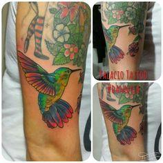 Tattoo de #dannyta en Palacio Art Tattoo