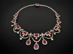 collar de rubies de pretty woman - Buscar con Google