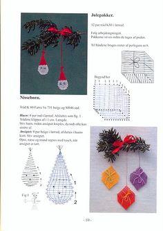 renda de bilros / bobbin lace Natal / Christmas                                                                                                                                                                                 Más