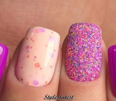 There are many different designs and nails that can only create simply with different Nail Polish colors. It always depend from our imagination and what we love at this moment. But if you dont mind you an see bellow some ideas of making a fantastic nails. Every woman can look beautiful, if she takes care of … … Continue reading →