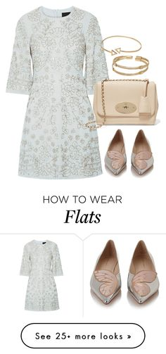 """""""Untitled #2765"""" by erinforde on Polyvore featuring Needle & Thread, Sophia…"""