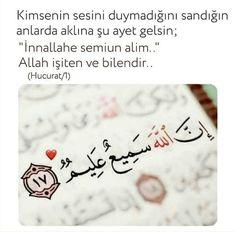 Quran Quotes, Islamic Quotes, Hafiz, Movie Lines, Allah Islam, Cool Words, True Love, Quotations, Prayers