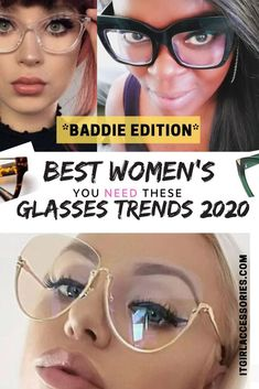 Shop Womens Glasses, Women's Designer Glasses, and Most Popular Women's Fashion Frames for Baddies and Fashionistas Who Love to Accessorize. Womens Designer Glasses, Womens Glasses, Glasses For Round Faces, Celebrity Style Casual, Alcohol Is A Drug, Thing 1, Face Framing, Eyeglasses For Women, Glasses Frames
