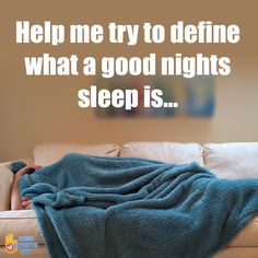 A good night's #sleep is getting more than 5 hours!  #parentsay #parenthood #parenting #children #lovemykids  #specialneeds  #learn #teaching #teach